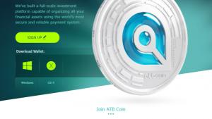 仮想通貨でICO投資してみた。(ATBcoin/ATB)